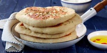 לחם טורקי מבצק יוגורט (בזלמָה)